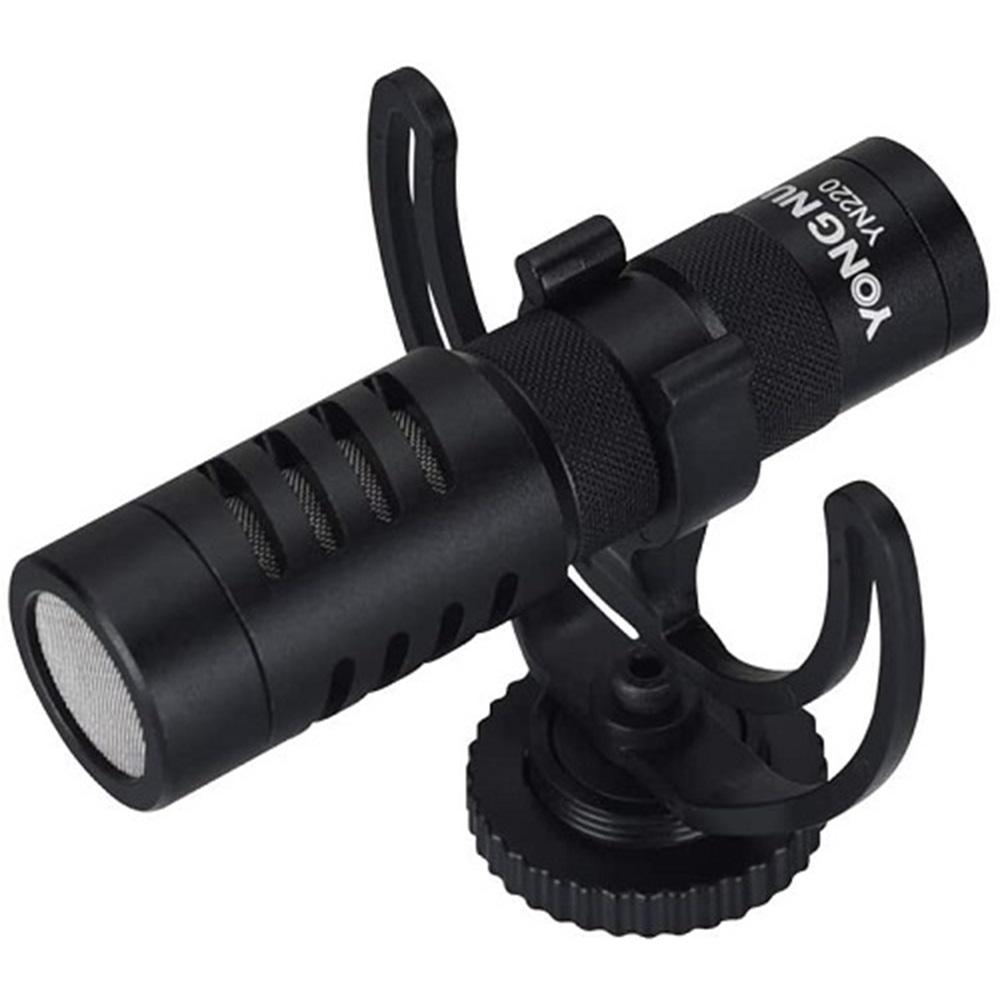 Yongnuo YN220 Rüzgarlıklı Cardioid Shotgun Mikrofon