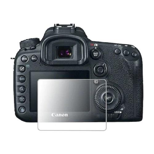 TEWISE Canon 7D Mark II 7D2 Uyumlu Ekran Koruyucu