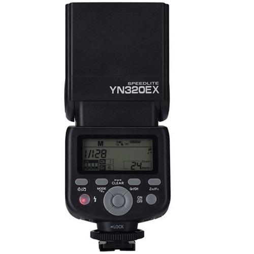 Yongnuo YN320-EX Sony Uyumlu Wireless HSS TTL Tepe Flaşı