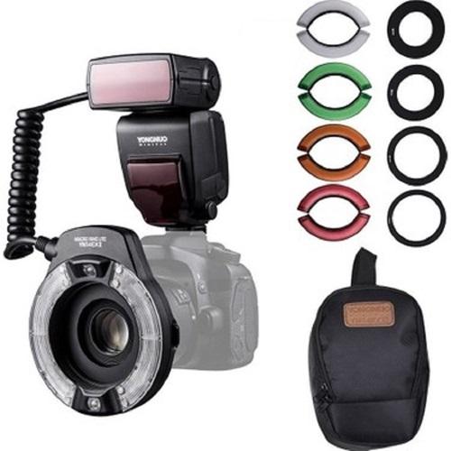 Yongnuo YN14-EX II Canon Uyumlu Makro Ring Flaş